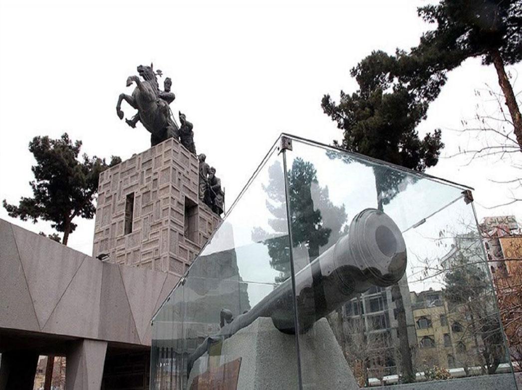 باغ موزه نادری
