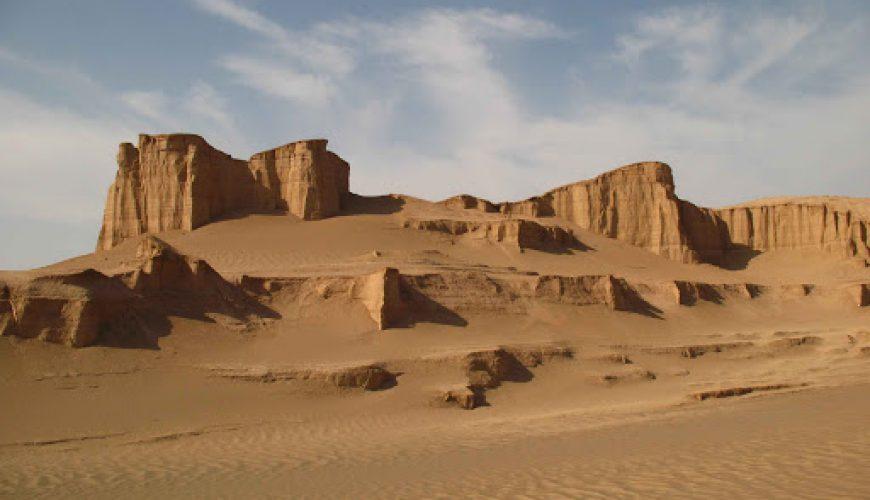 کویر سیاه کوه یزد