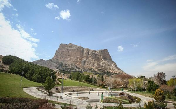 پارک کوهستانی صفه اصفهان