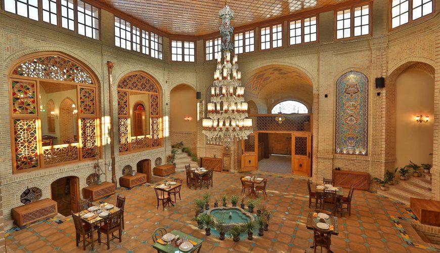 رستوران سرای وکیل التجار تهران