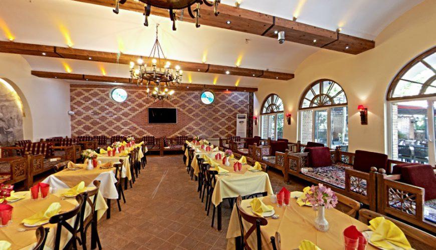 رستوران سفیر فشم تهران
