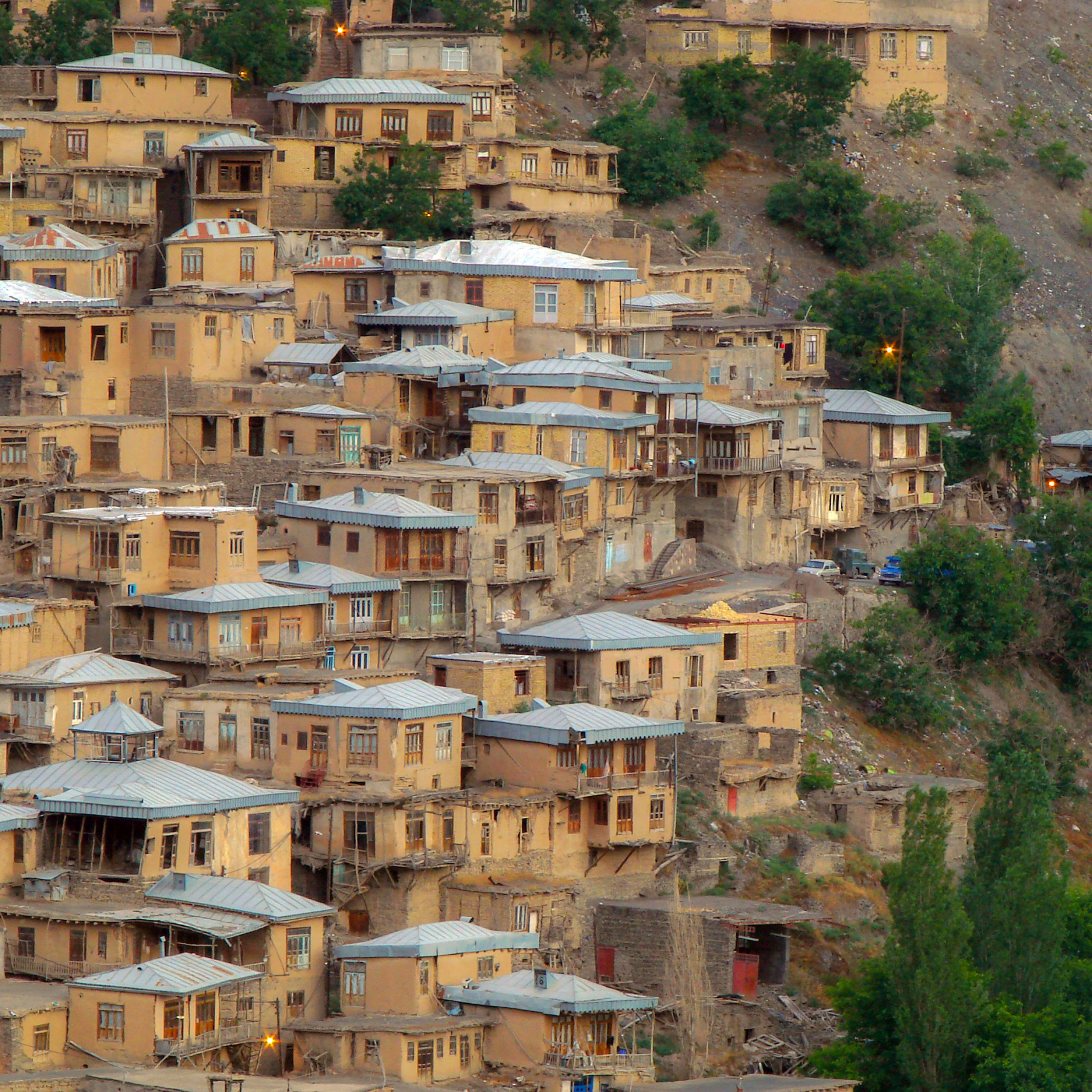 روستای کنگ مشهد