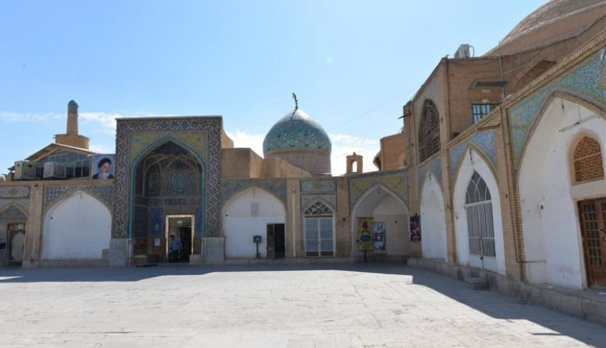 امامزاده اسماعیل اصفهان