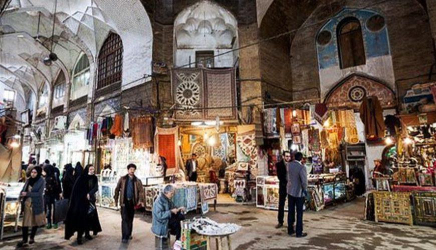 بازارچه حسن آباد اصفهان