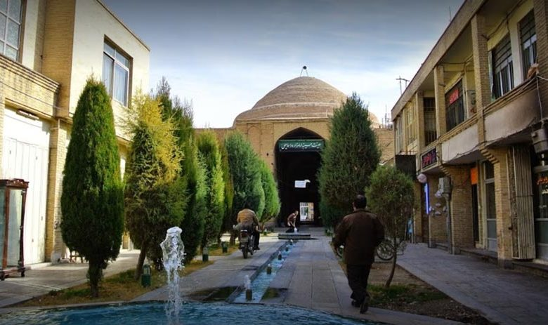 مسجد شیعا اصفهان