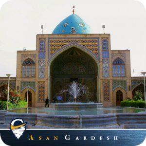 زیارتی زنجان