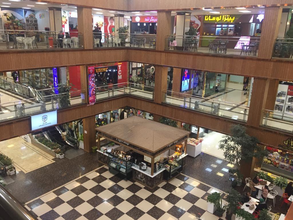 مرکز خرید آرامش رامسر