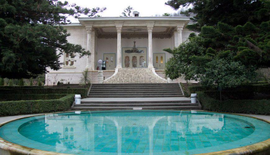 کاخ مرمر و موزه تماشاگه خزر رامسر