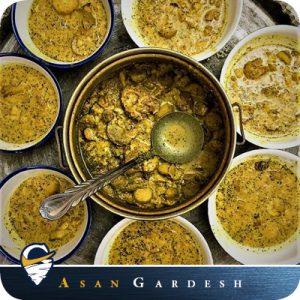 غذایی کرمان
