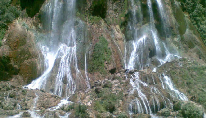 آبشار ایج رامسر