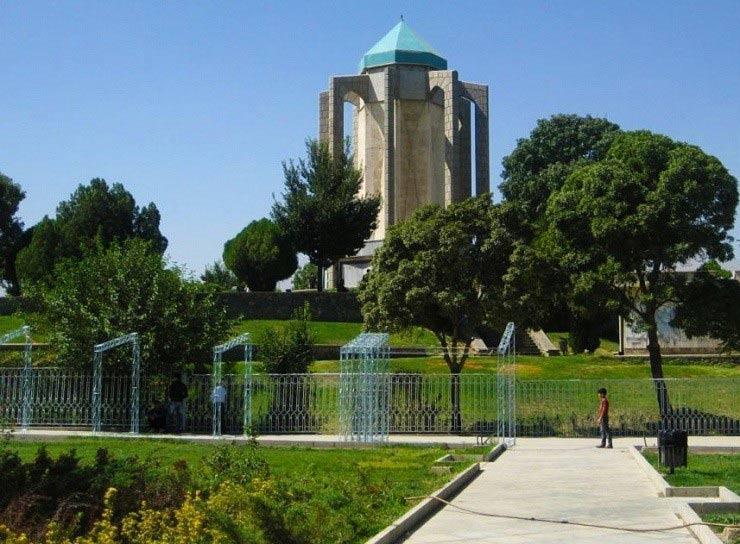 ارامگاه باباطاهر