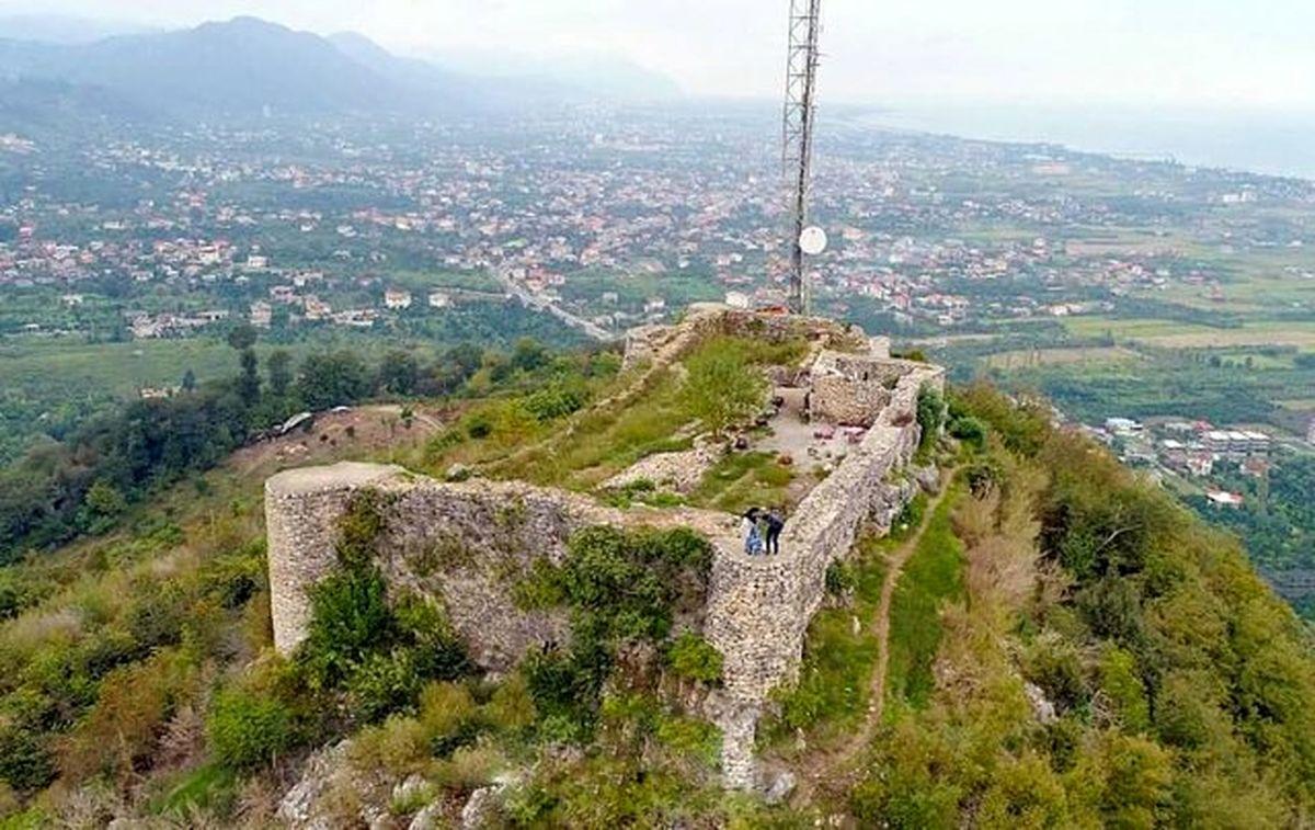 قلعه مارکو رامسر