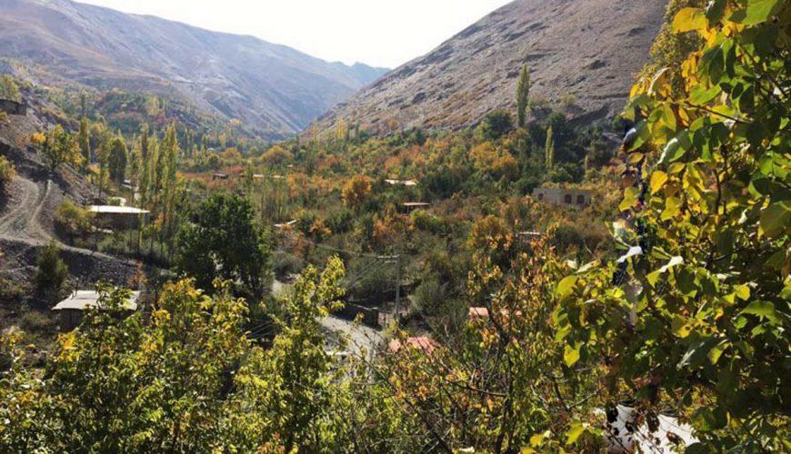 روستای زشک مشهد