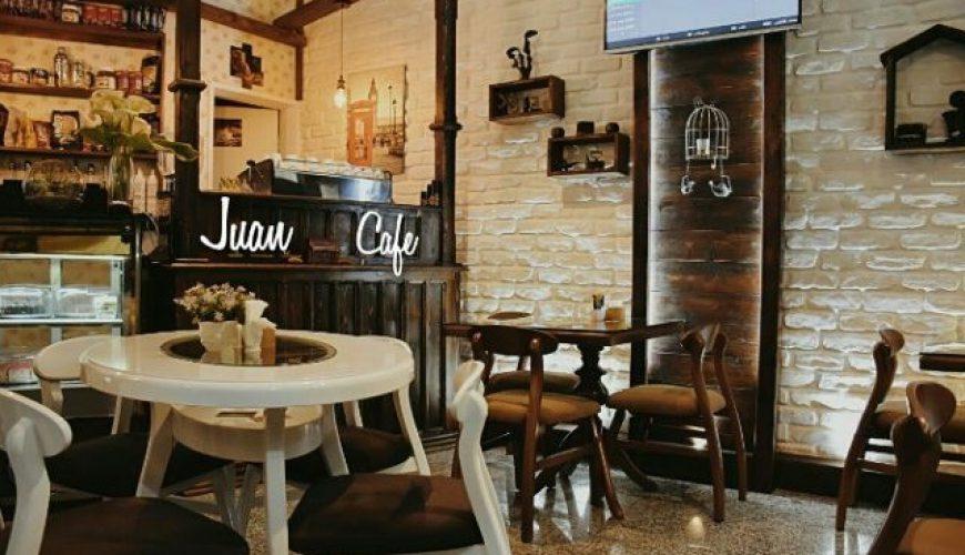 کافه ژوان رامسر