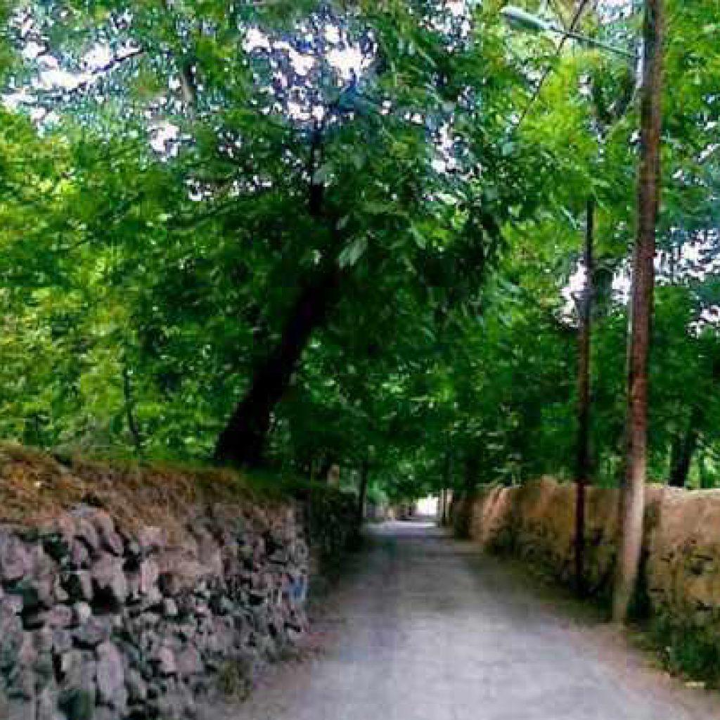 روستای نغندر مشهد
