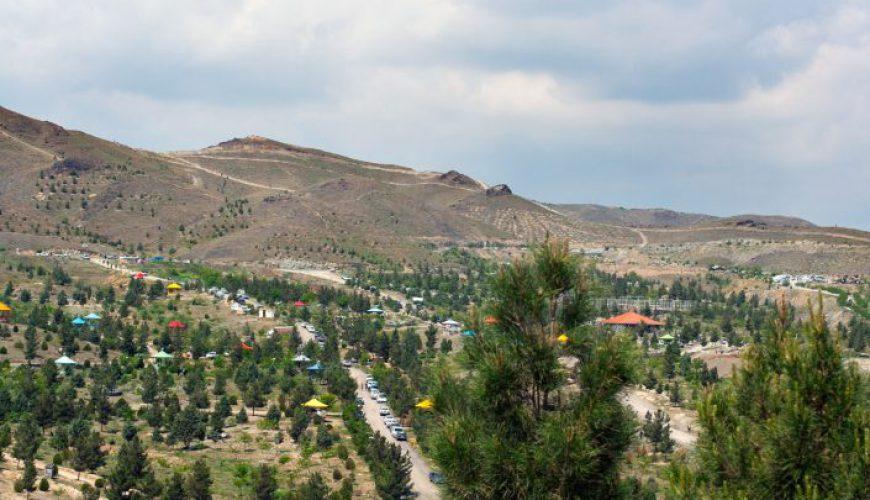 پارک کوهستانی خورشید مشهد