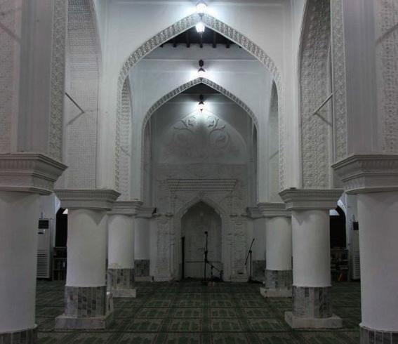 مسجد گله داری